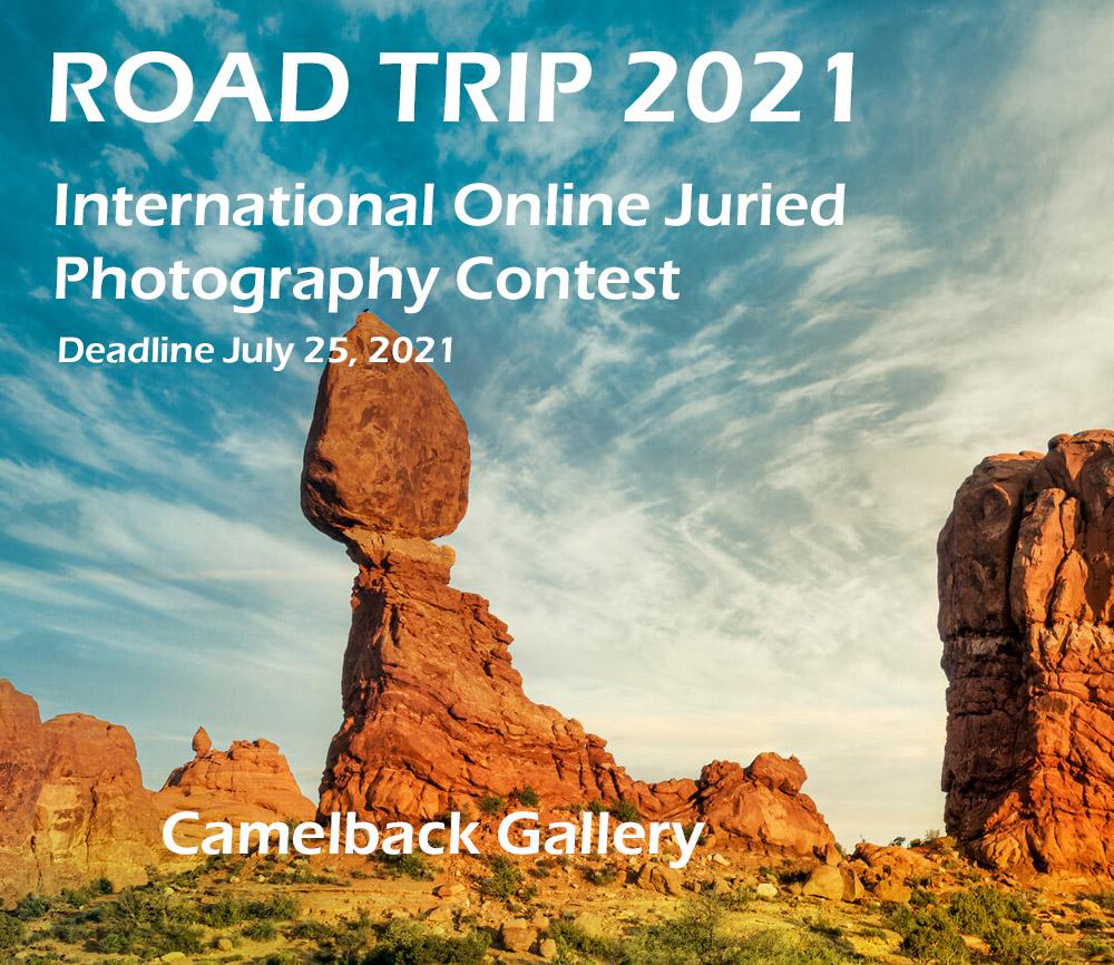 Road Trip 2021 - logo