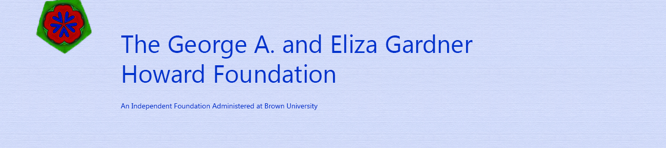 George A. and Eliza Gardner Howard Foundation Fellowship In Photography - logo