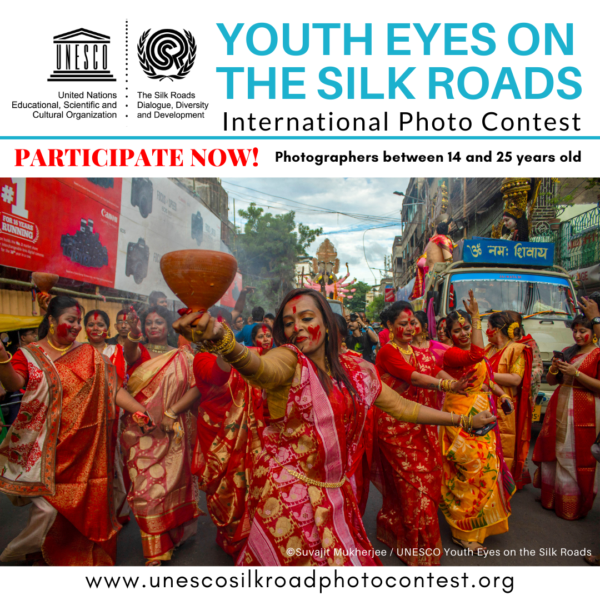 Youth Eyes on the Silk Roads 2021 - logo