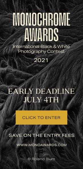 Black and White Photo Awards - Photo Contest 2021
