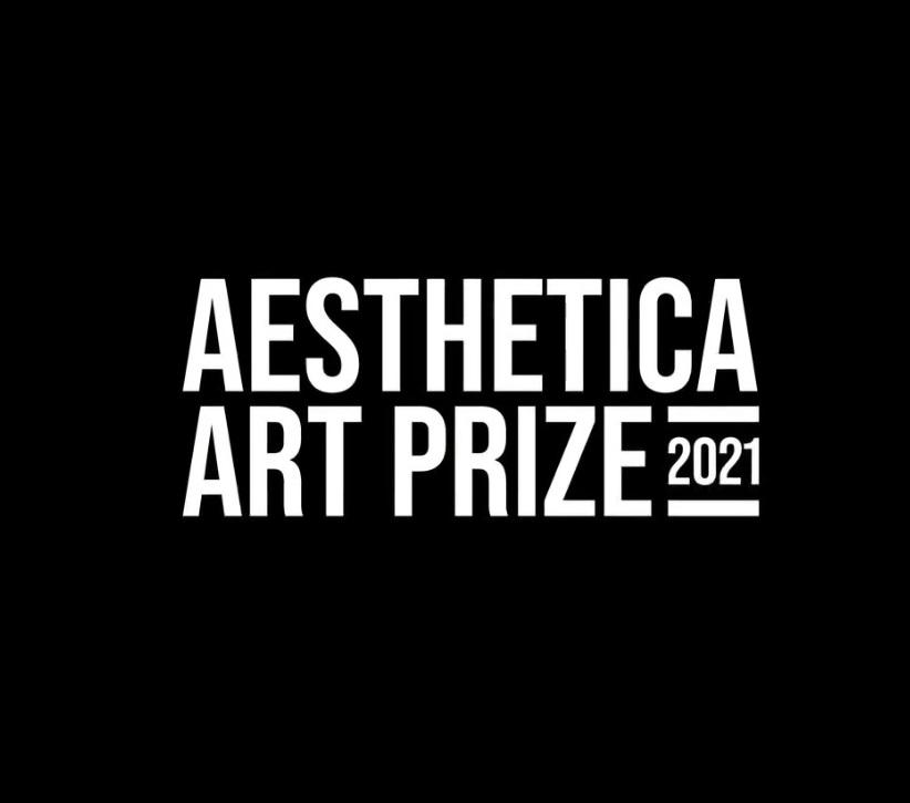 Aesthetica Art Prize 2021 - logo