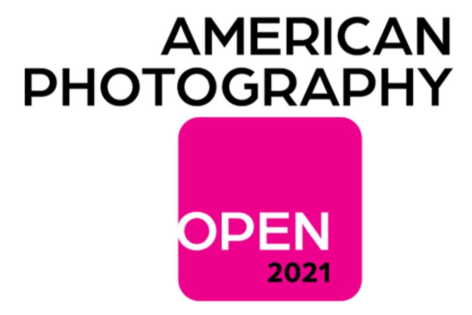 American Photography Open 2021 - logo