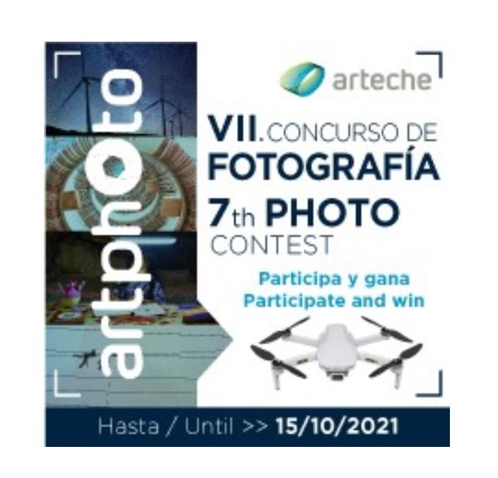 VII Arteche Photo Contest 2021 artPhoto - logo