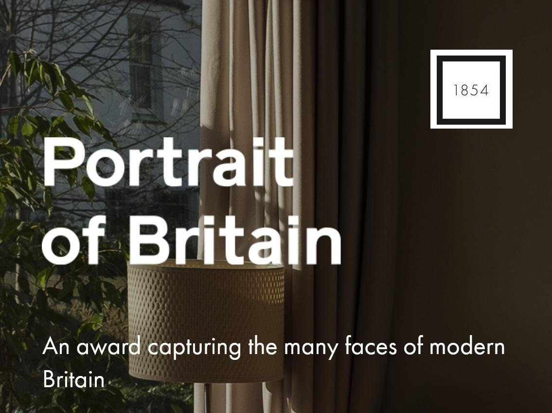 Portrait of Britain - logo