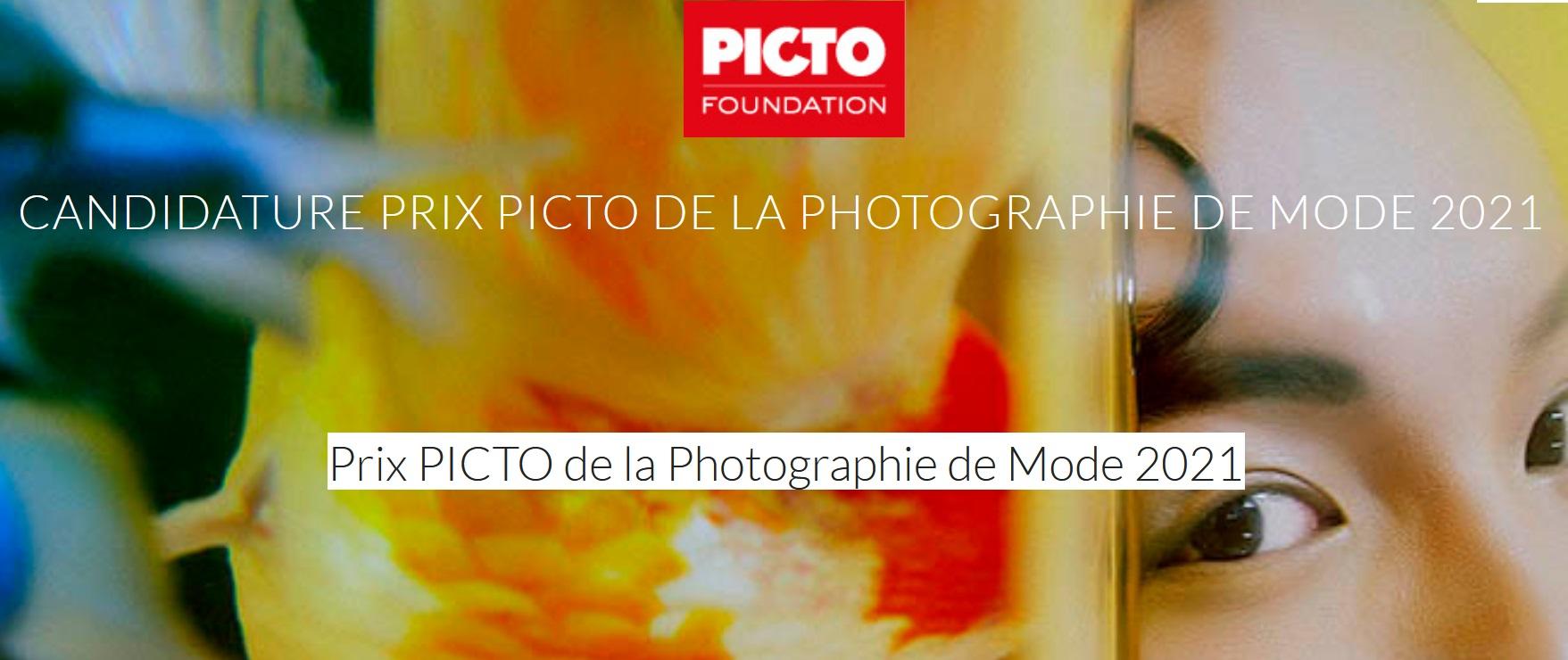 Prix Picto de la Mode 2021 - logo