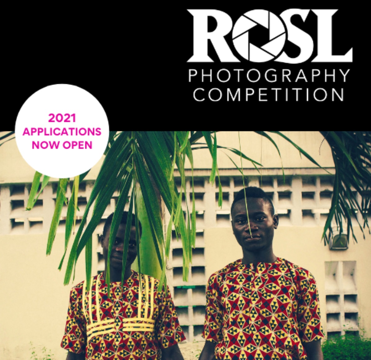 ROSL Photography Competition 2021 - logo