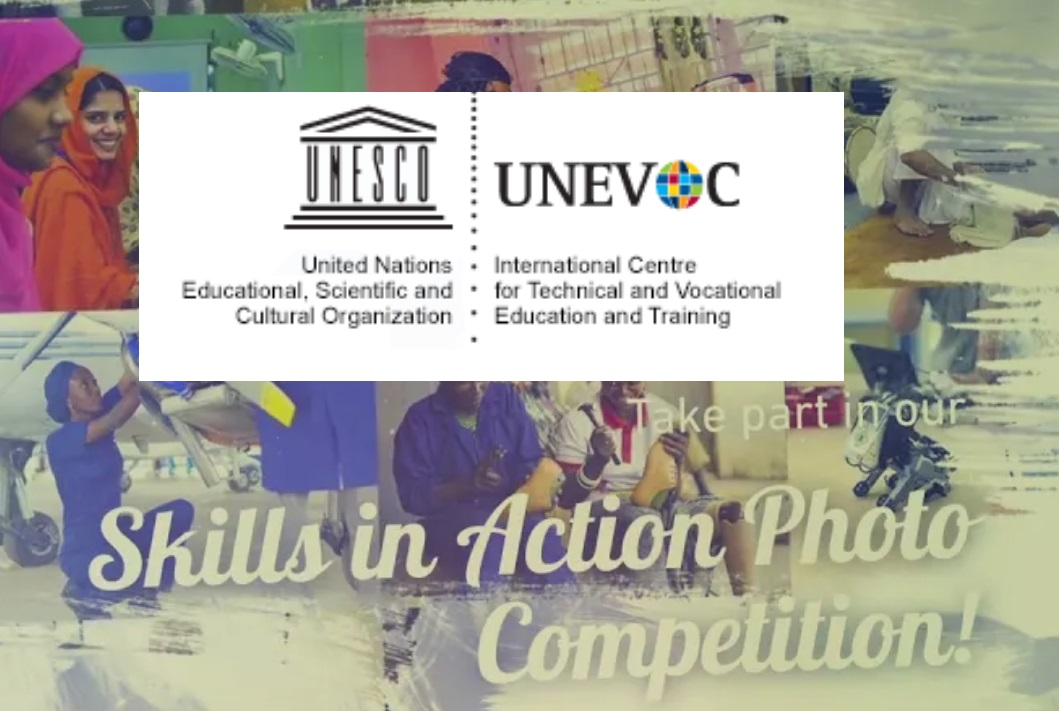 Skills in Action Photo Competition 2021 - logo
