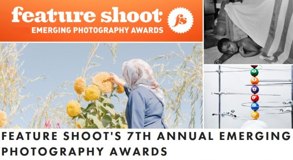 7th Feature Shoot Emerging Photography Awards 2021