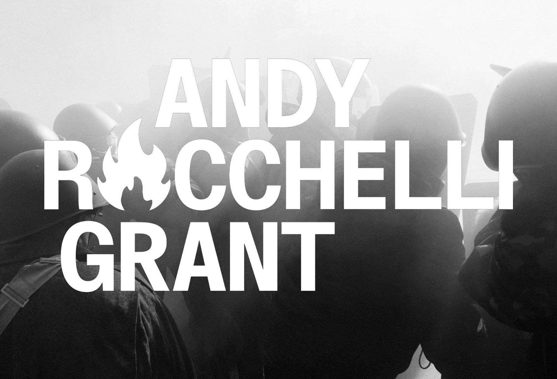Andy Rocchelli Grant 2021 - logo
