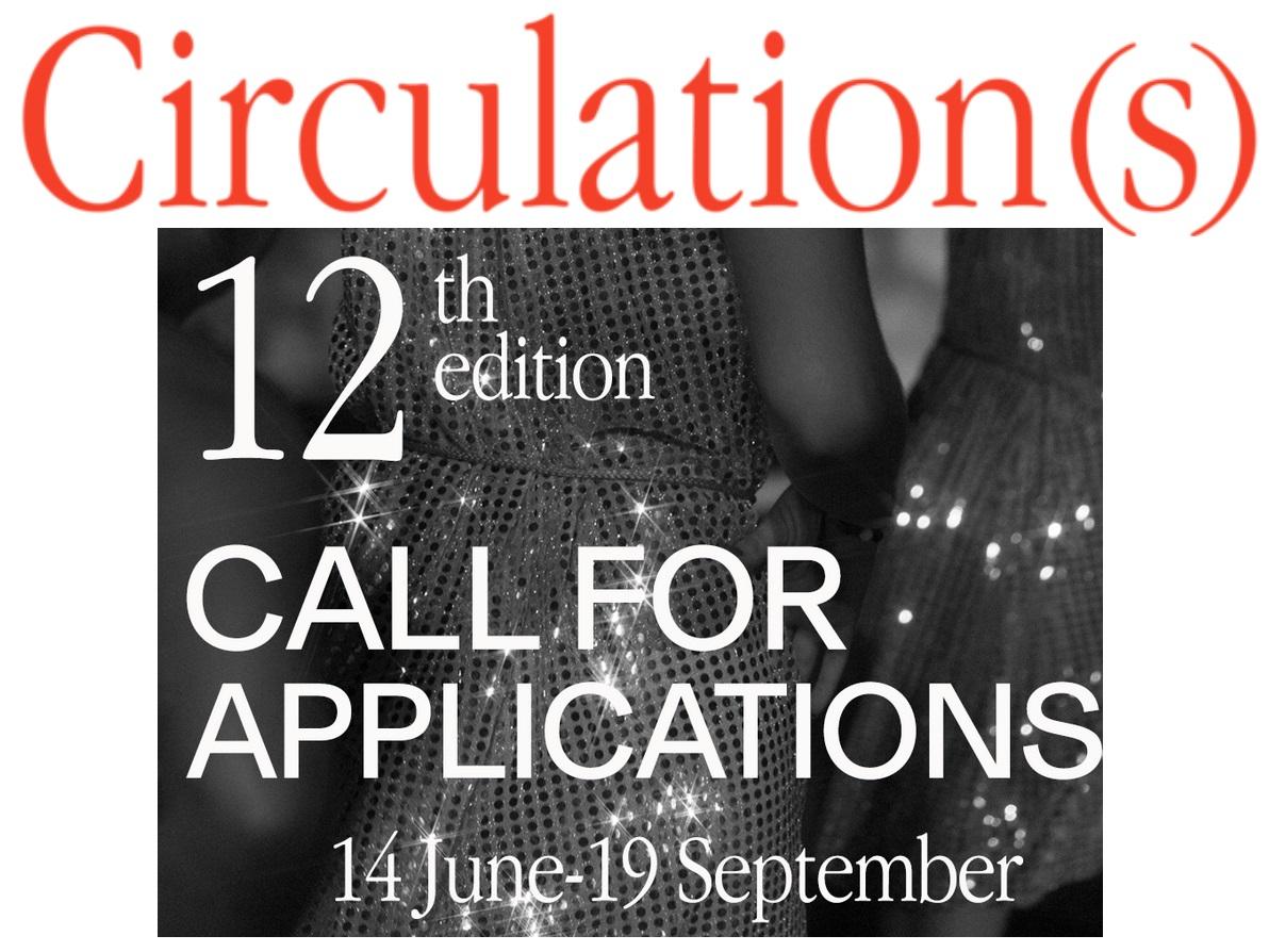 Circulation(s) Festival of Young European Photography - logo