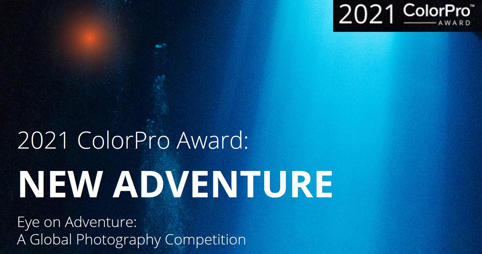 ColorPro Award 2021 - logo