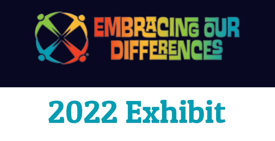 Embracing our differences: 2022 Exhibit - logo