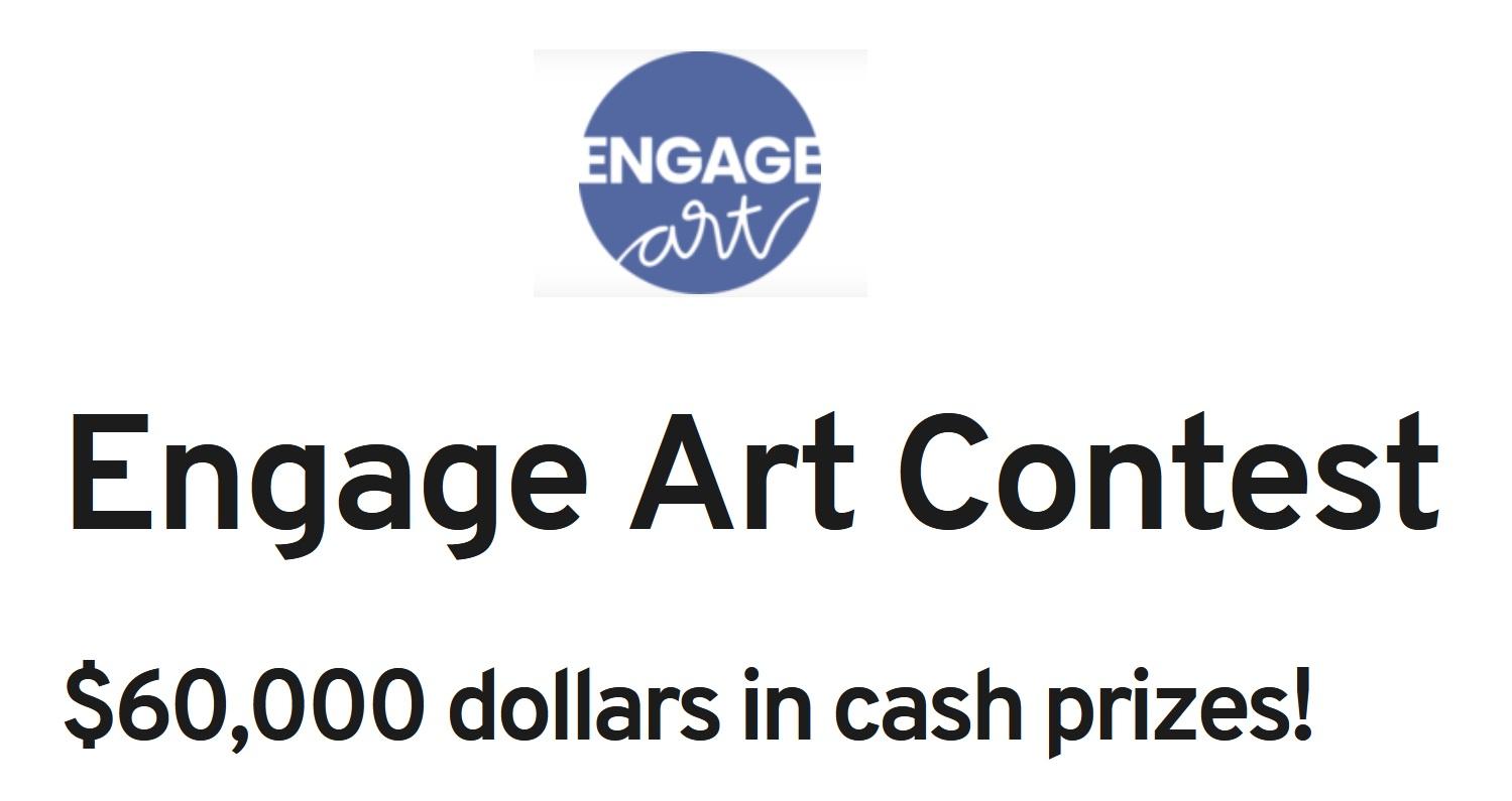 Engage Art Contest 2022 - logo