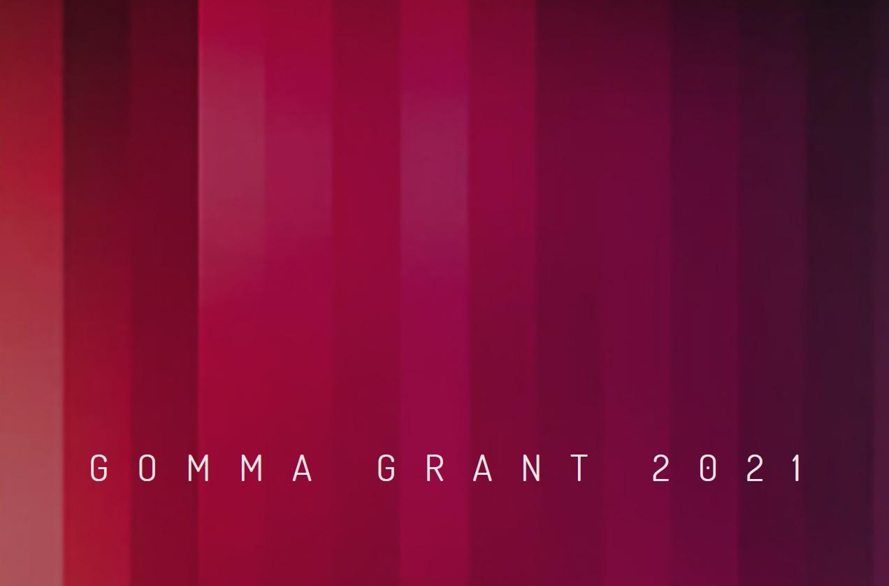 Gomma Photography Grant 2021 - logo