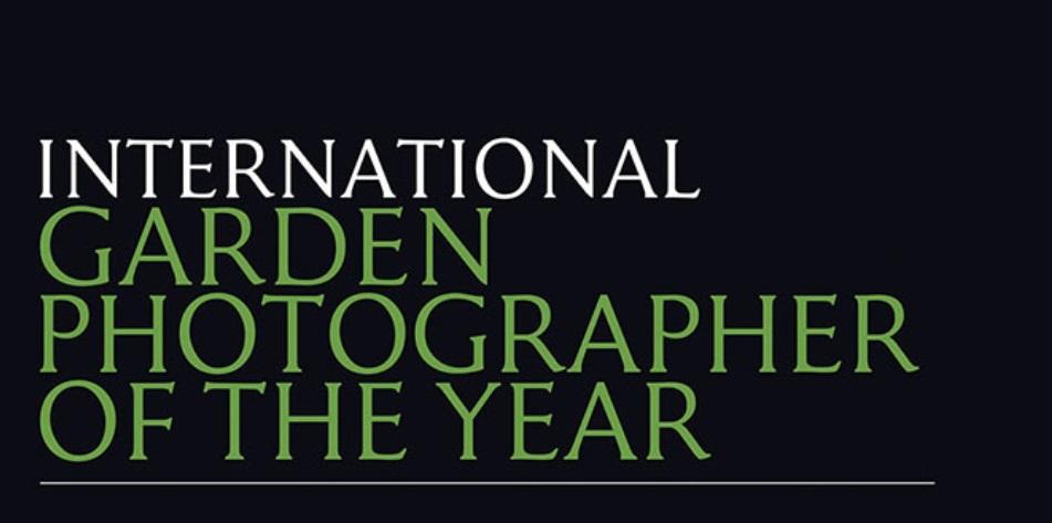 IGPOTY International Garden Photographer of the Year 2021 - logo