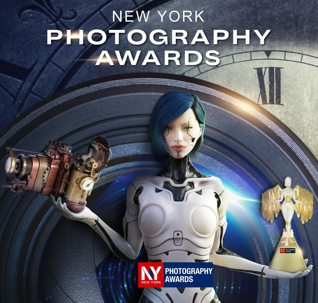 NEW YORK Photography Awards 2021 - logo