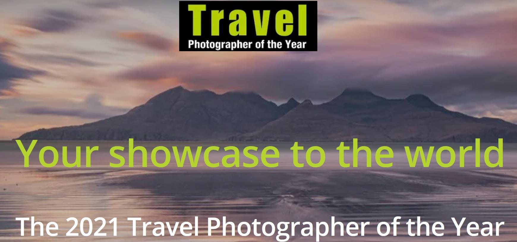 TPOTY 2021 Travel Photographer of the Year - logo