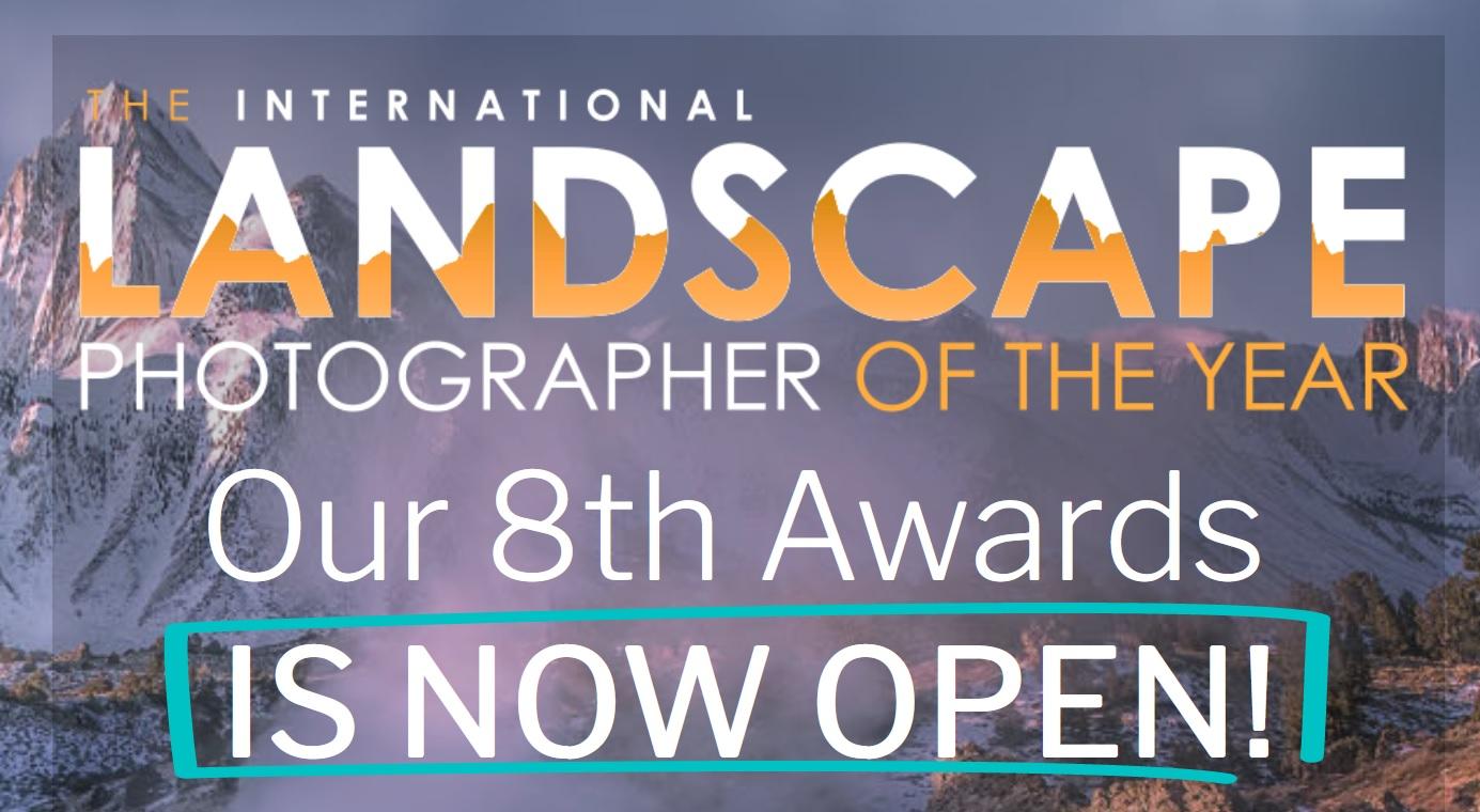 8th International Landscape Photographer of the Year 2021 - logo