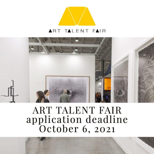 ATF – Art Talent Fair 2021 - logo