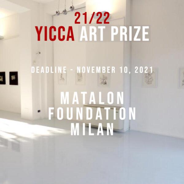 YICCA 2021-2022 - International Contest of Contemporary Art