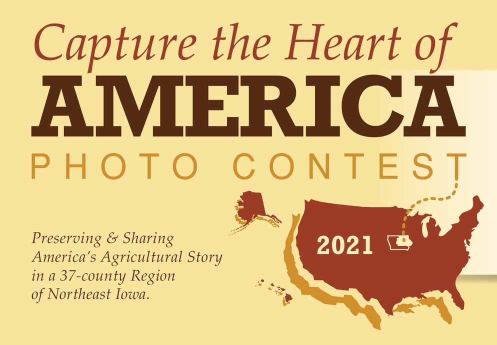 Capture the Heart of America Photo Contest 2021 - logo